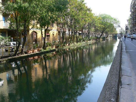 Naviglio-Pavese-Milano