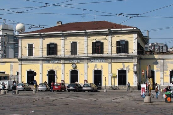 Porta-Genova-Milano